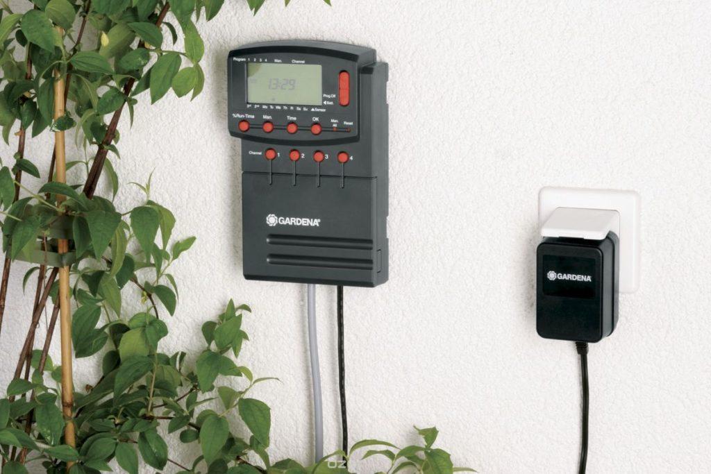 Контроллер для управления системой полива