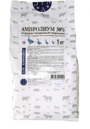 Особенности использования препарата ампролиум