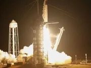 SpaceX провела успешный пуск космического корабля Crew Dragon