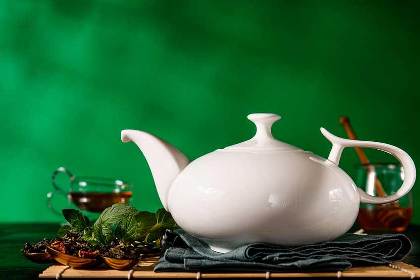 чай из омелы