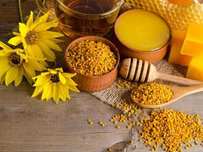 Как давать пчелиную пыльцу детям