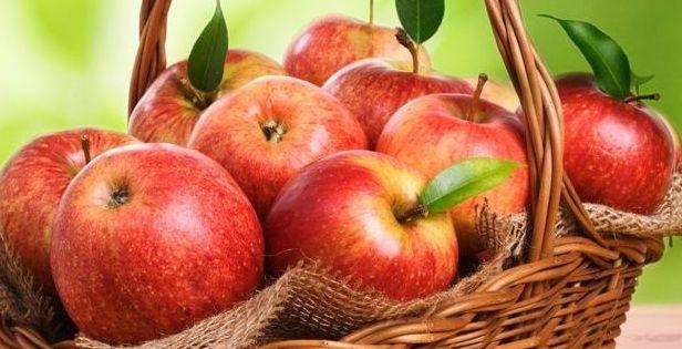Яблоки, фото
