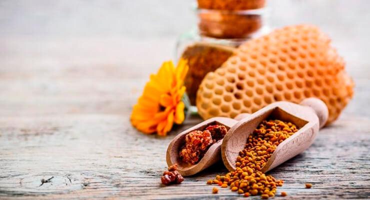 Заготовка и хранение пыльцы