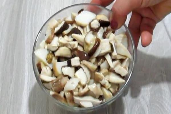 отвар из грибов