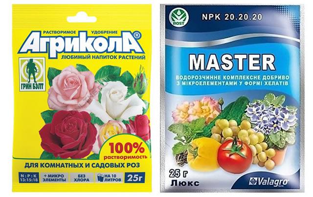 Выбор удобрения для сорта Уральский изумруд