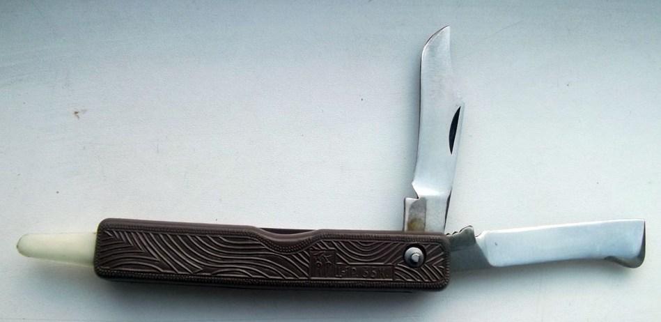 Изображение комбинированного ножа для копулировки и окулировки № 1