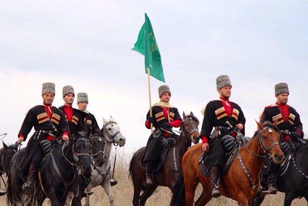 Кабардинцы являются частью традиций черкесов
