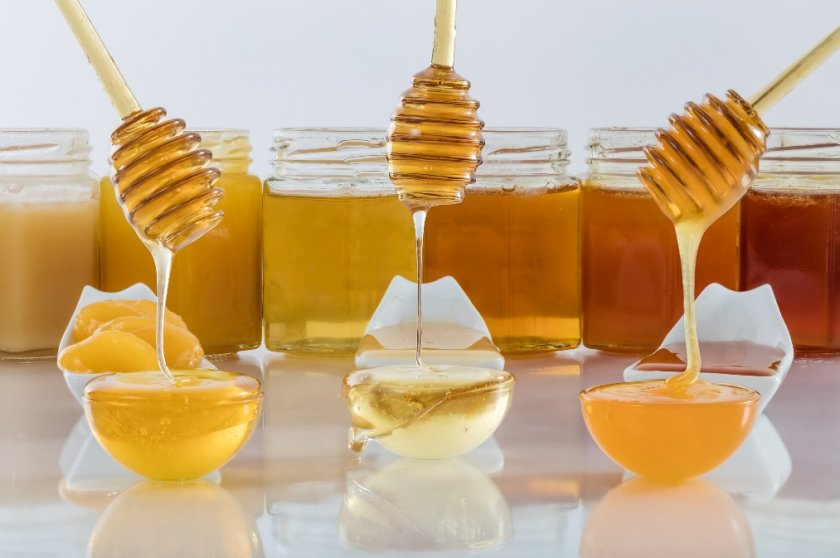 Выбор натурального мёда