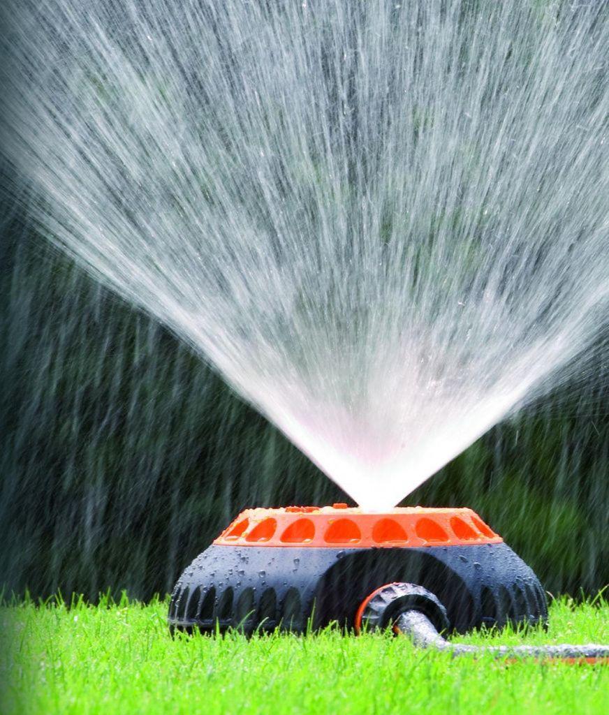 дождеватели для газона