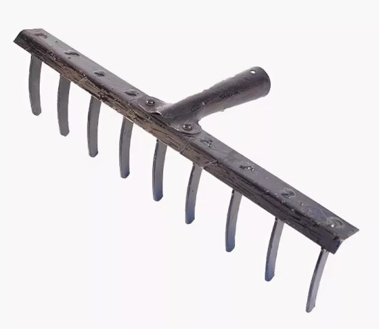 Образец штырьковых зубьев